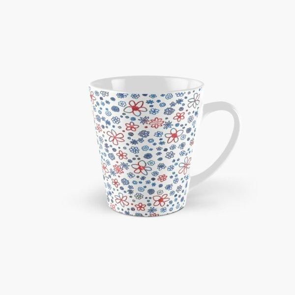 Flower Power 96 — 100 color options!  Tall Mug