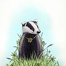 Daisy's Badger by James McKenzie