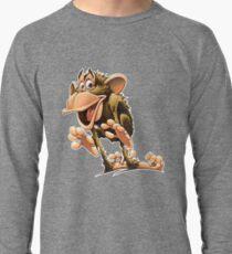 Funny Monkey Lightweight Sweatshirt