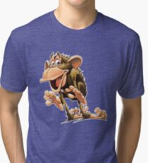 Monkey - Year of the Monkey 2016 Tri-blend T-Shirt