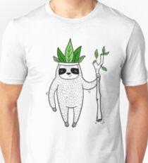 King of Sloth Slim Fit T-Shirt