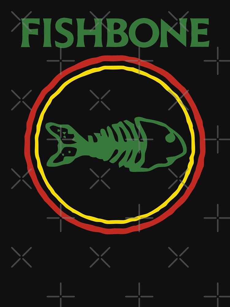 Fishbone Fishbone Ska Punk by LarryMartins
