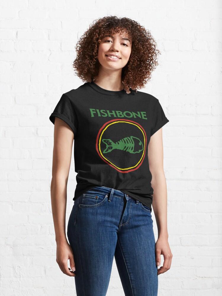 Alternate view of Fishbone Fishbone Ska Punk Classic T-Shirt