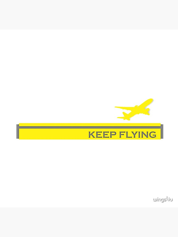 Model 28 - Keep Flying by wings4u