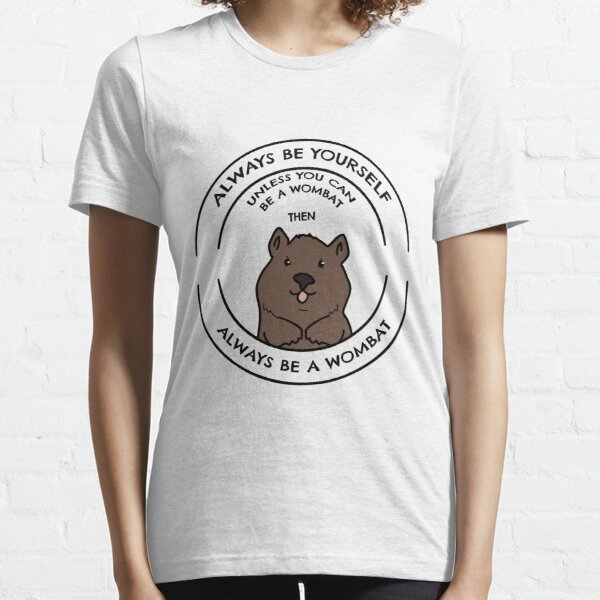 Wombat Apparel Essential T-Shirt