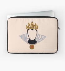 Evil Queen Laptop Sleeve