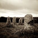 The Merry Maidens, Cornwall by Barnaby Edwards