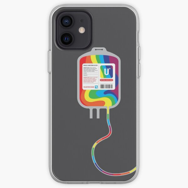 Fairytale Transfusion iPhone Soft Case