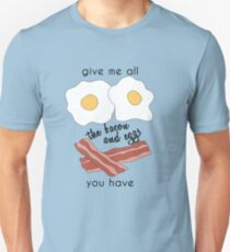 bacon and eggs Unisex T-Shirt