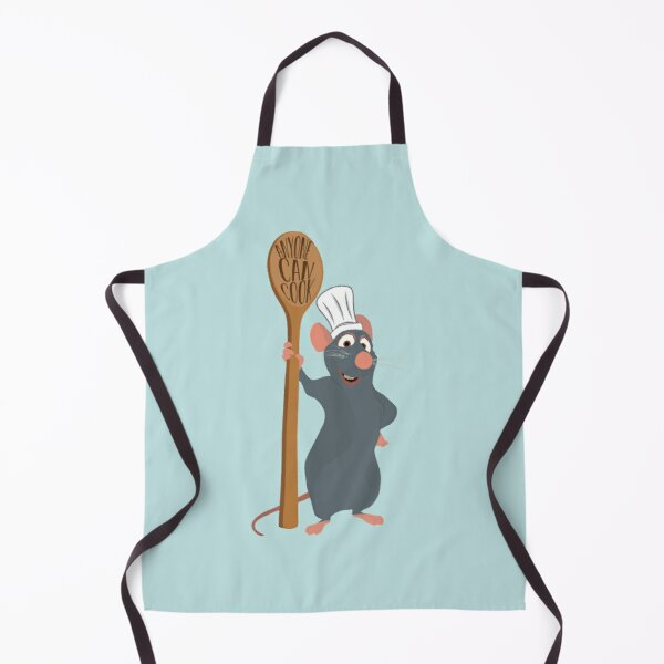 Ratatouille - Anyone Can Cook - Remy Apron