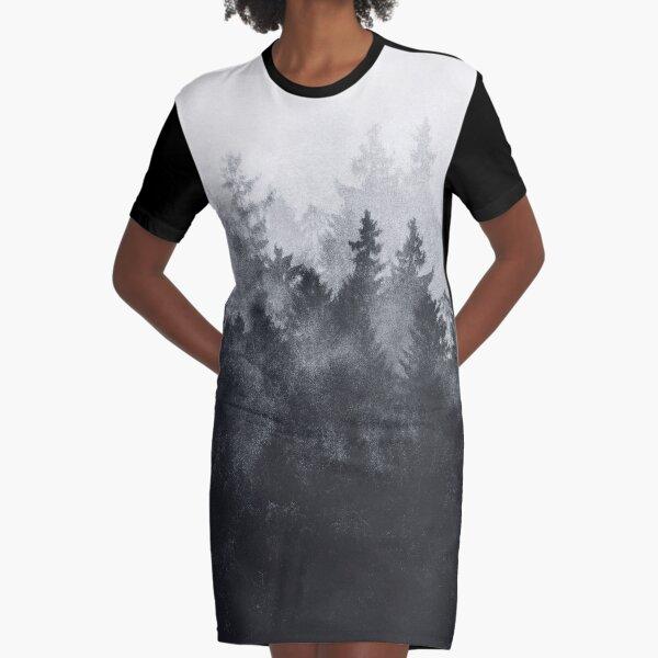 The Heart Of My Heart // Midwinter Edit Graphic T-Shirt Dress