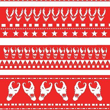 spiderman christmas by Alan2903