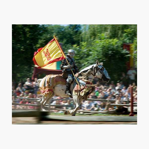 War Horse Photographic Print
