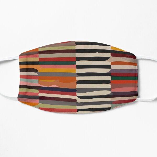 Etchnic Scandinavian Pattern Flat Mask