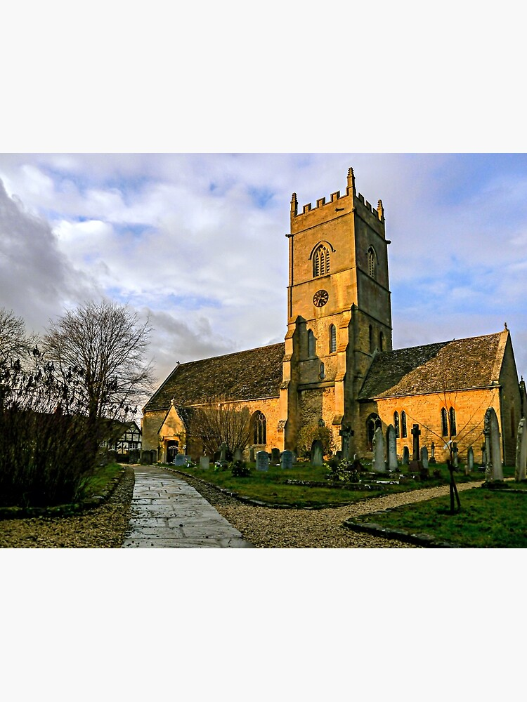 Beckford Church by ScenicViewPics