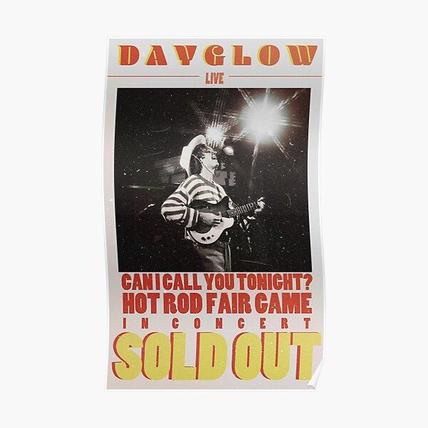 Dayglow Vintage  Poster