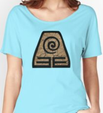 Earthbending - Avatar the Last Airbender Women's Relaxed Fit T-Shirt