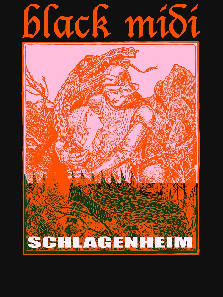 Black Midi Schlagenheim by DirtyBootlegs