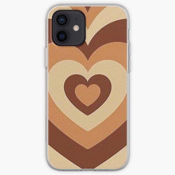 latte love iPhone Soft Case