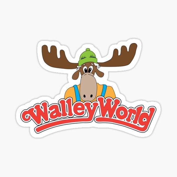 Walley World Sticker