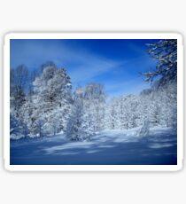 Winter Trees ^ Sticker