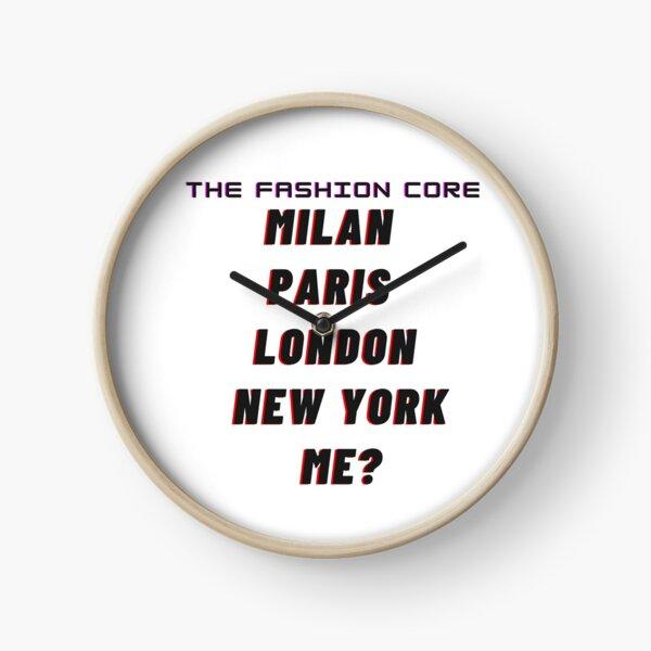 THE FASHION CORE Clock