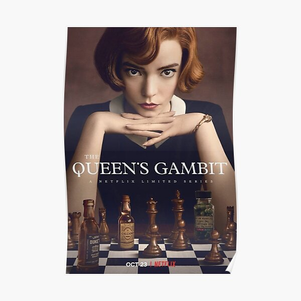 THE QUEEN'S GAMBIT Poster