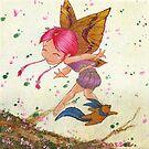 Fairy - Gladys by Saing Louis