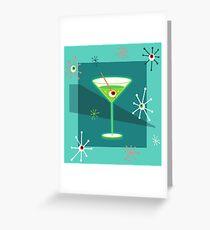 Creepy Cocktail Greeting Card