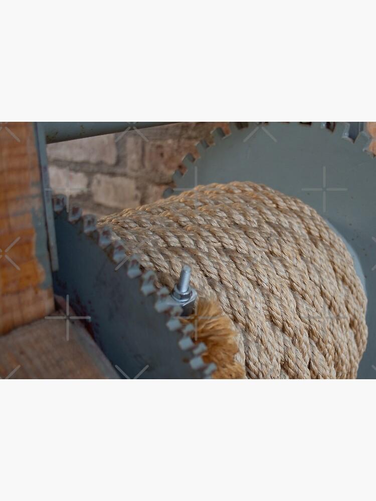 Nautical mooring rope texture by CWartDesign