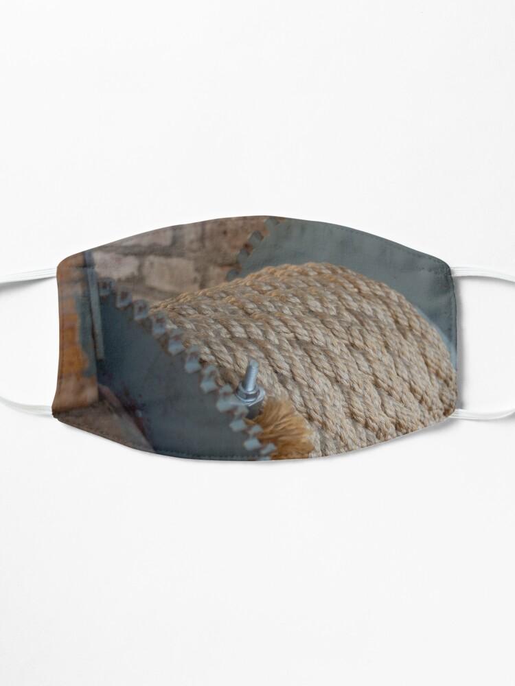 Alternate view of Nautical mooring rope texture Mask
