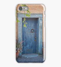 Elysian Grove Market Door iPhone Case/Skin