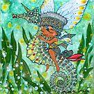 Fairy - Laoli by Saing Louis