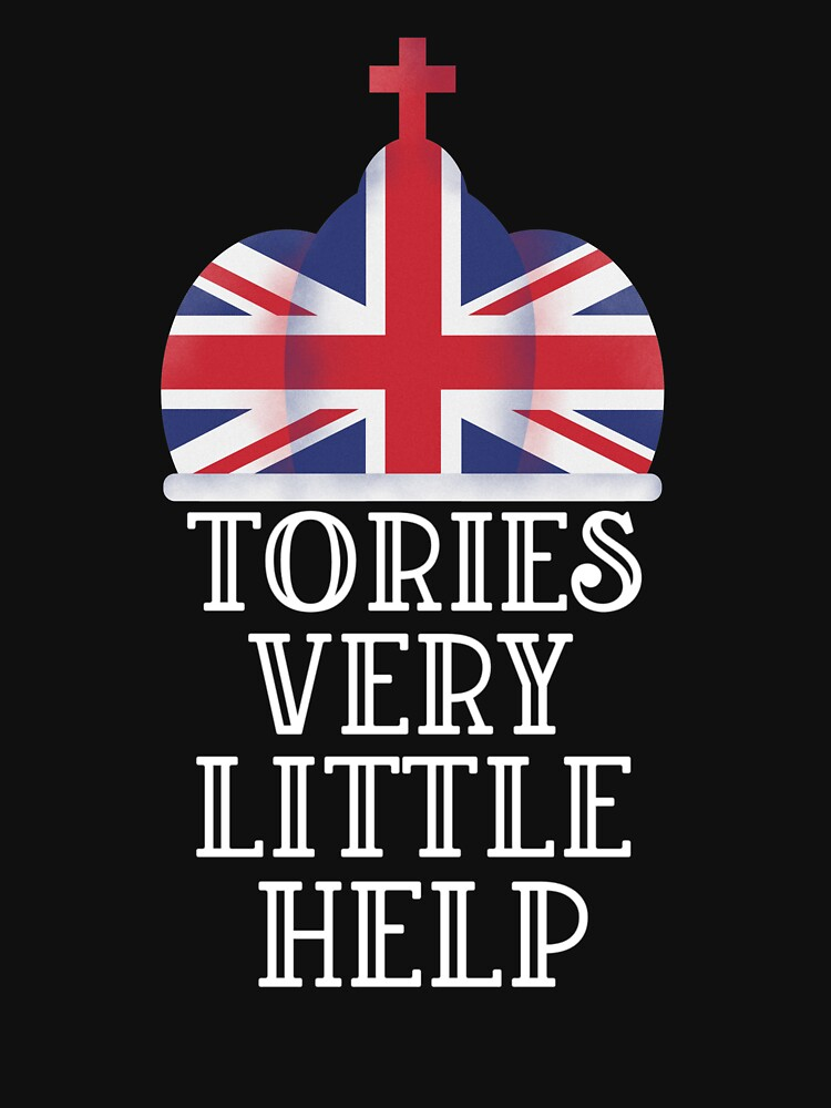 Tories very little help  by ds-4