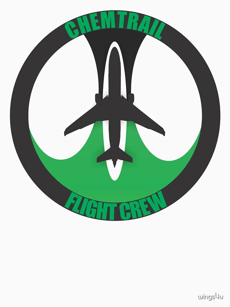 Model 64 - Chemtrail Flight Crew by wings4u