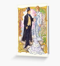 Period Piece Greeting Card