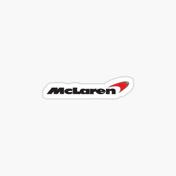 McLaren premium Sticker