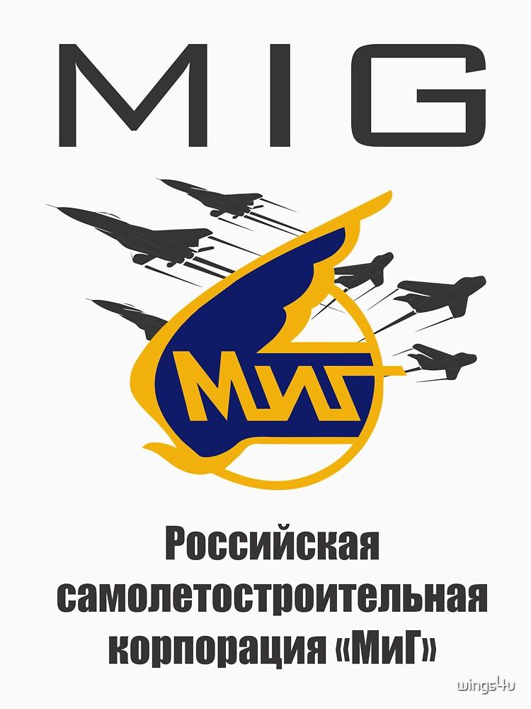 Model 68 - MIG by wings4u