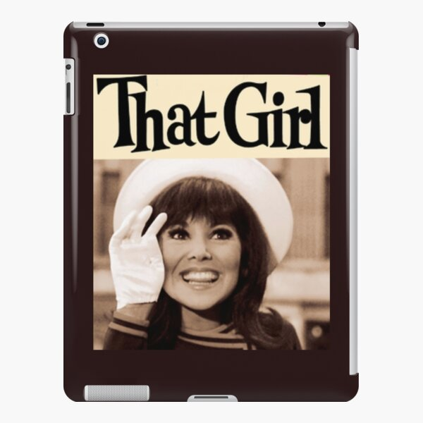 That Girl Tv Show ! iPad Snap Case