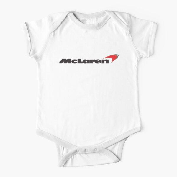 McLaren premium  Short Sleeve Baby One-Piece
