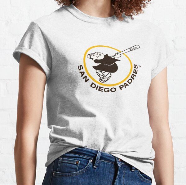 Best Seller - San Diego Padres Classic T-Shirt
