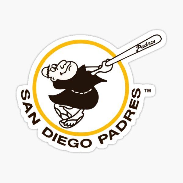Best Seller - San Diego Padres Sticker