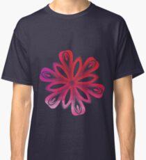 Colourful Swirl Classic T-Shirt