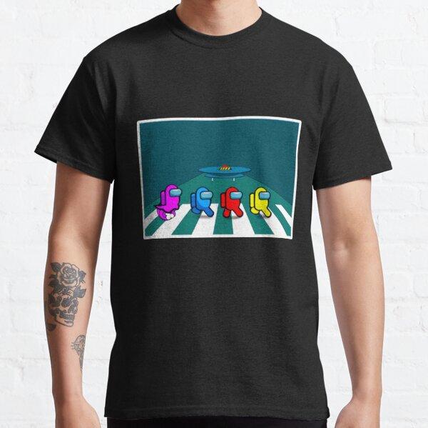 among us - abbey road Classic T-Shirt
