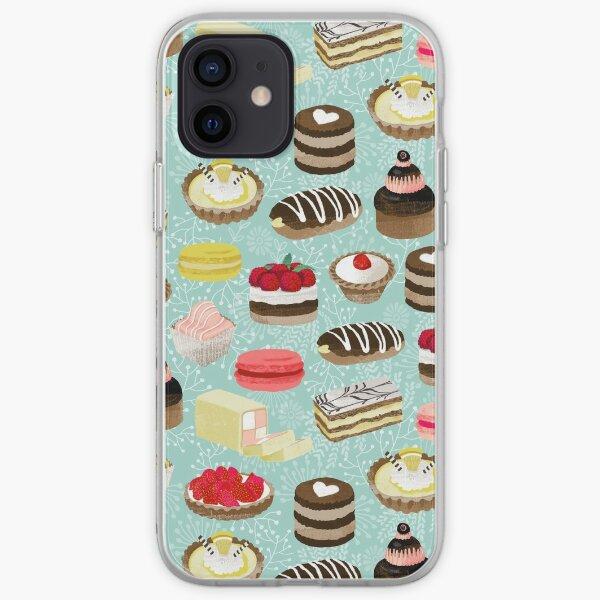 Patisserie Sweets by Andrea Lauren  iPhone Soft Case