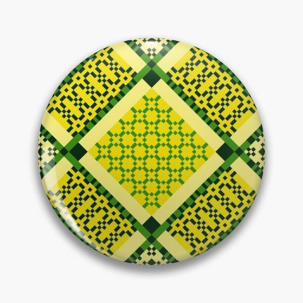 Caernarfon blanket Pin