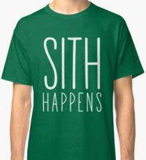 Sith Happens | Blank version Classic T-Shirt