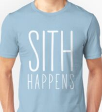 Sith Happens | Blank version T-Shirt