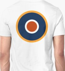 WAR, Spitfire, Bulls eye, Target, Archery, Plane, Aircraft, Flight, Wing, on white T-Shirt