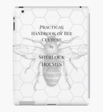 The practical handbook of bee culture by Sherlock Holmes iPad Case/Skin